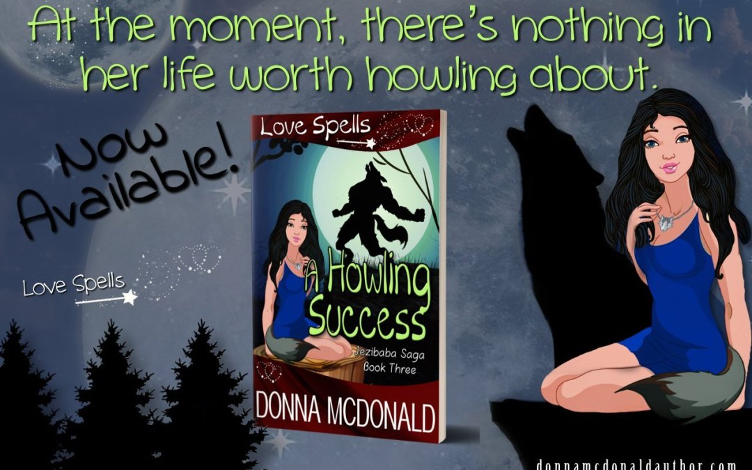 New Release in the Jezibaba Saga – A Howling Success!