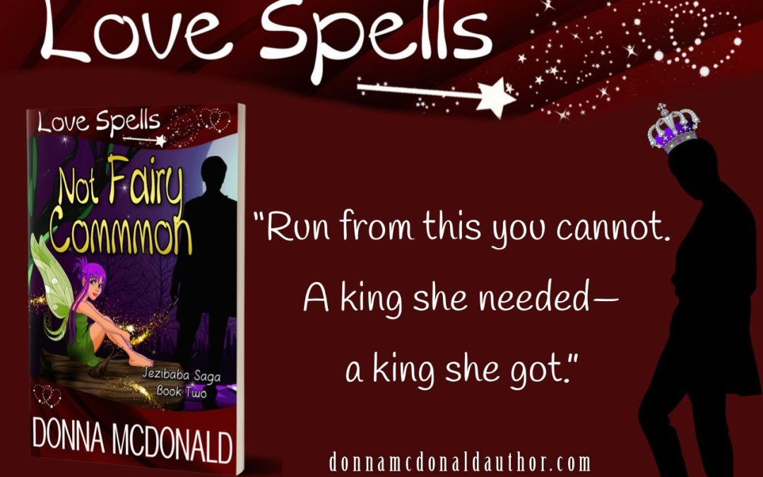 Another New Release in Love Spells!