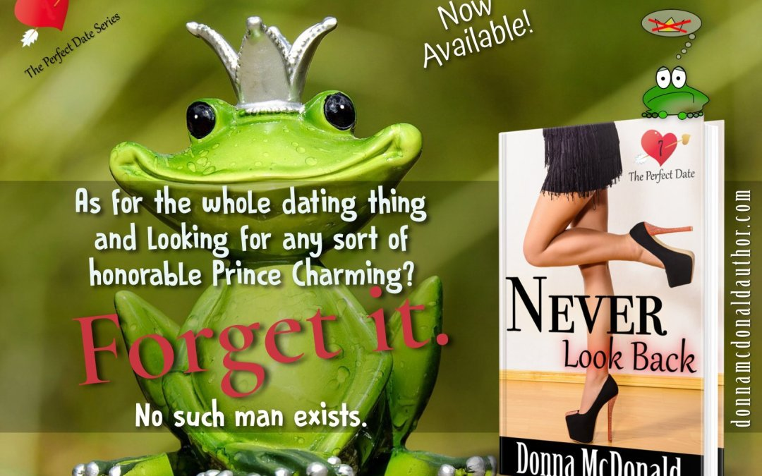 New Release! Never Look Back Now Available!