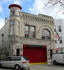 Windsor firehouse