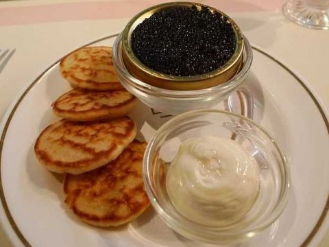 Caviar | Donna Minkowitz