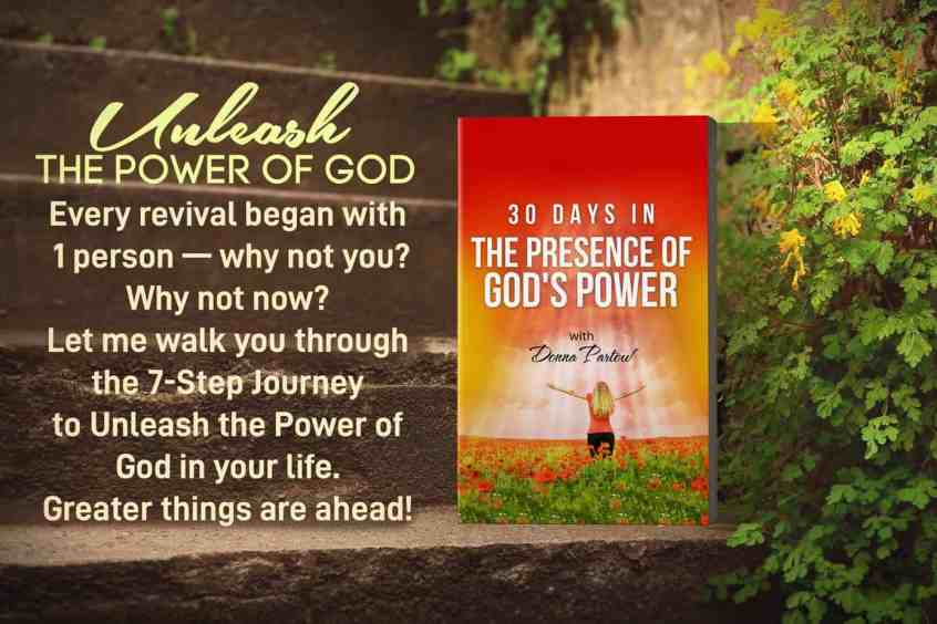Power of God Class with Donna Partow