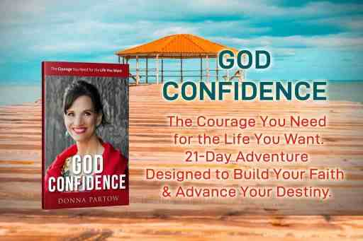 God-Confidence by Donna Partow