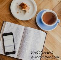 morning coffee tea bible