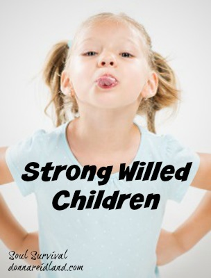 Difficult People & Strong Willed Children