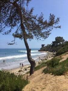 Butterfly Beach in Montecito