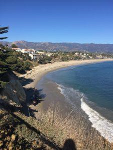 view from shoreline park in santa barbara