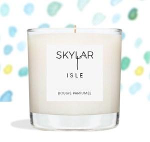 Skylar isle candle