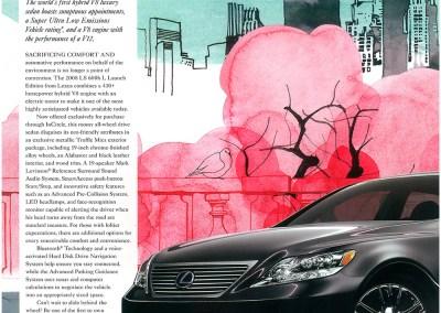 Lexus Innovation Meets Preservation