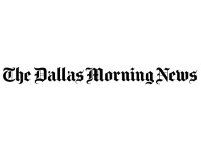Dallas Morning News - Donna Scoggins copywriting client