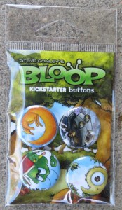 Bloop Kickstarter Buttons