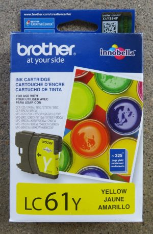 Brother LC61Y