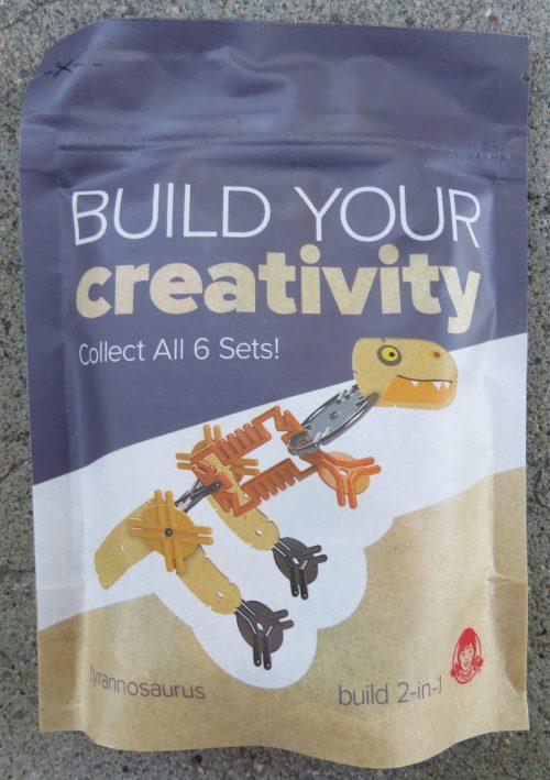 Build Your Creativity - Tyrannosaurus