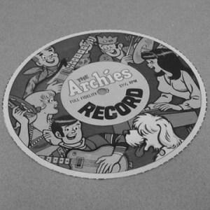 Paper & Cardboard Records