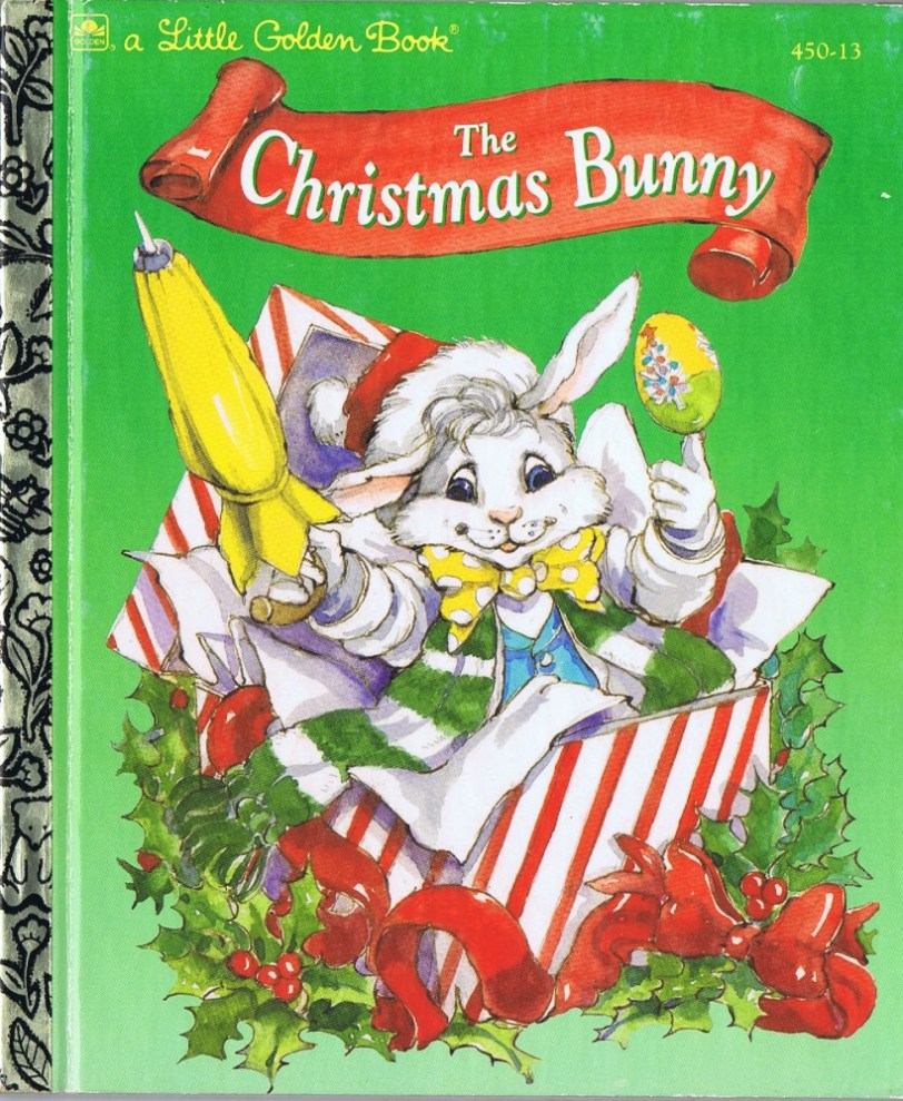 The Christmas Bunny.The Christmas Bunny Arnold Rabin Carolyn Ewing