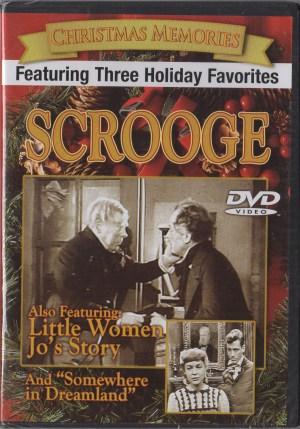 Christmas Memories DVD