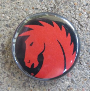 Dark Horse Comics Button