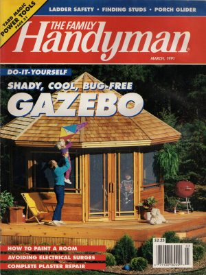 The Family Handyman, March 1991