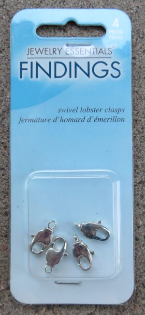 Swivel Lobster Clasps
