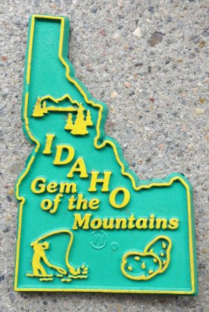 Idaho: Gem of the Mountains