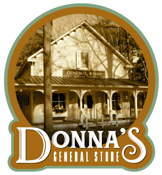 Donna's General Store Logo