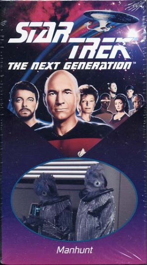 Star Trek: The Next Generation: Manhunt