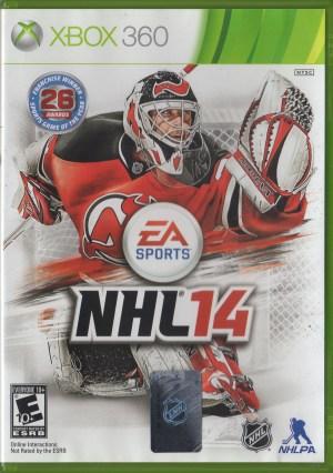 NHL 14 - case