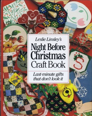 Night Before Christmas Craft Book