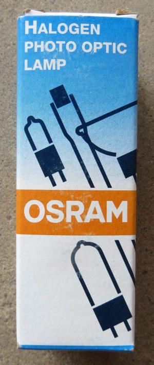 Osram Halogen Photo Optic Lamp EPR