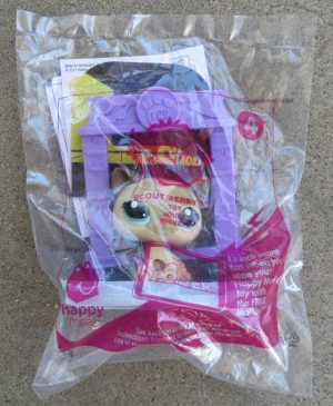 Littlest Pet Shop #4 Scout Kerry