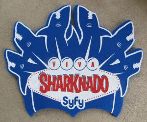 Sharknado Headdress