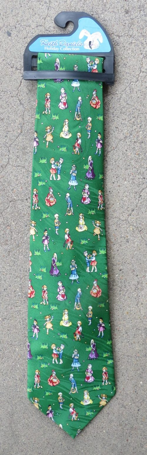 Easter Egg Hunt Neck Tie