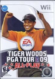 Tiger woods pga tour 08 instructions.