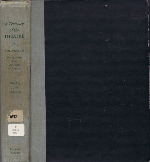 A Treasury of the Theatre