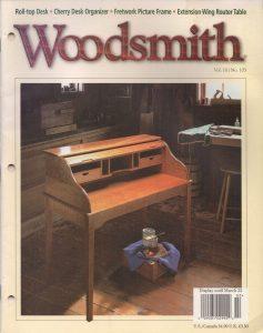 Woodsmith, Vol. 18 / No. 103