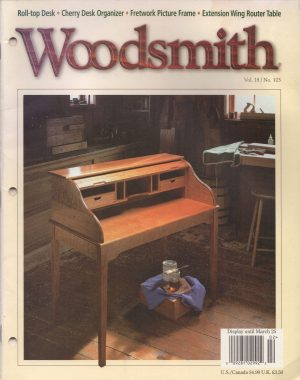 Woodsmith, Vol. 18 / No. 103