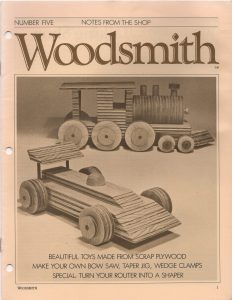 Woodsmith, No. 5, September 1979