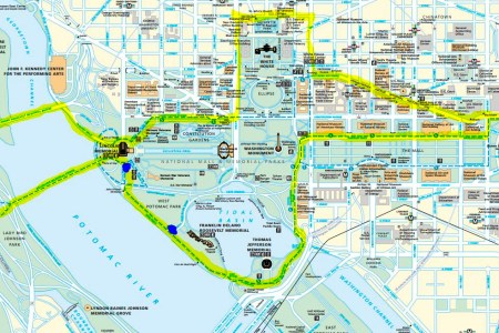 washington dc monuments map » Path Decorations Pictures | Full Path ...