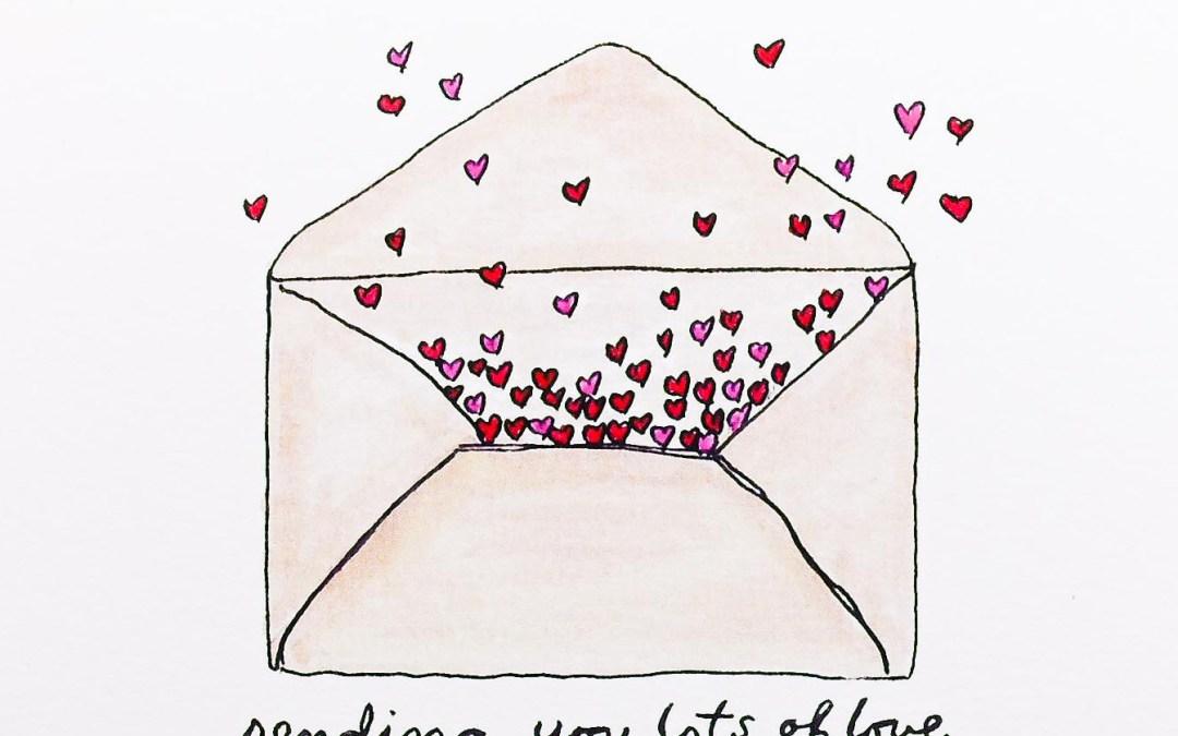 Sending You Lots of Love!