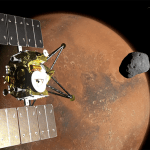 New Japanese Mission to Mars