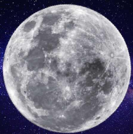 The Moon in February 2021