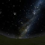 Sky Views for April 2021