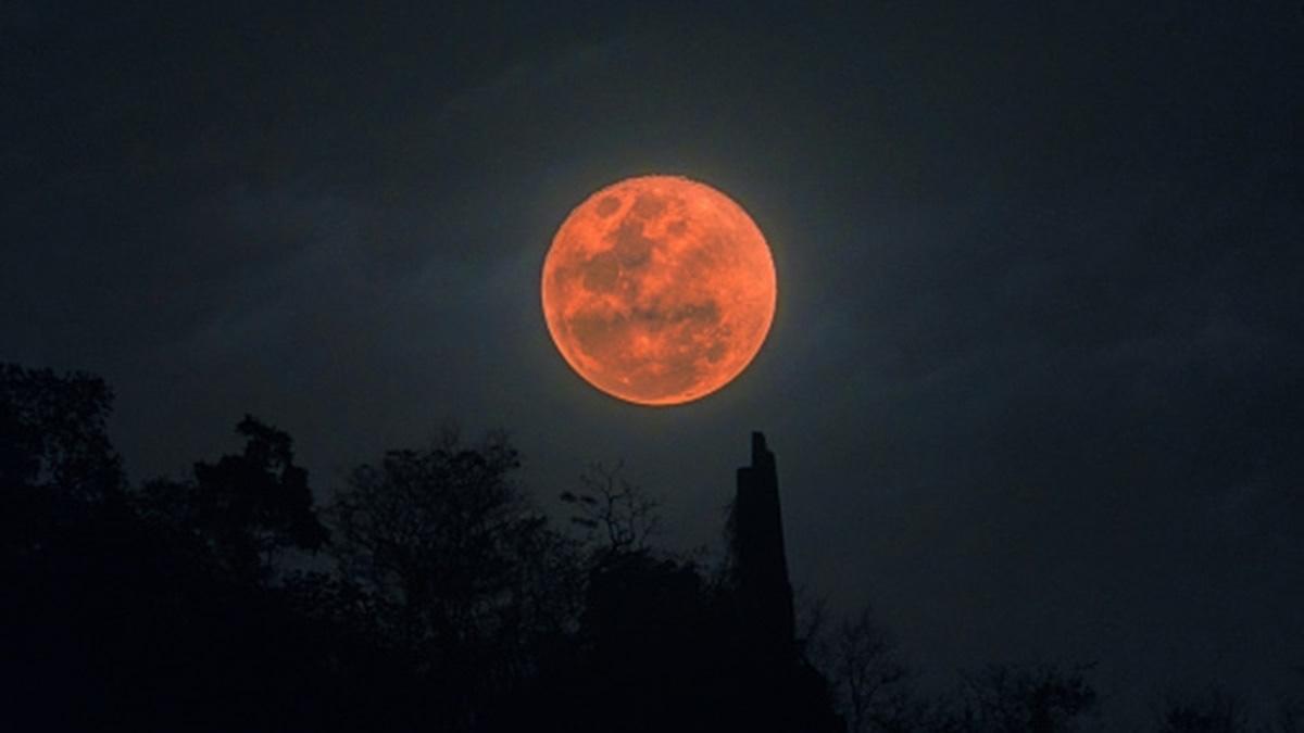 Blood Moon May 26