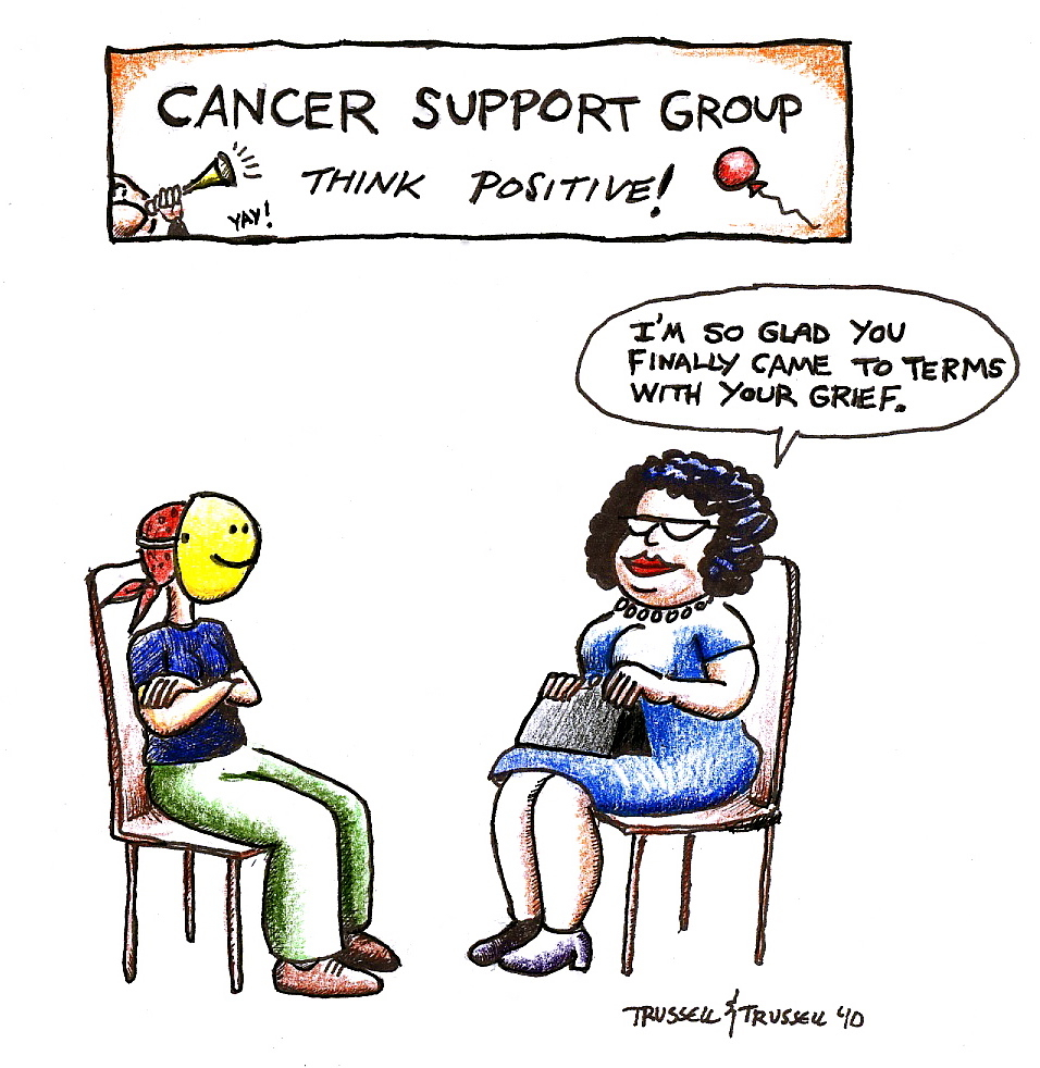 Cancer Cyanide And Happiness Cancer Comics Funny Comics