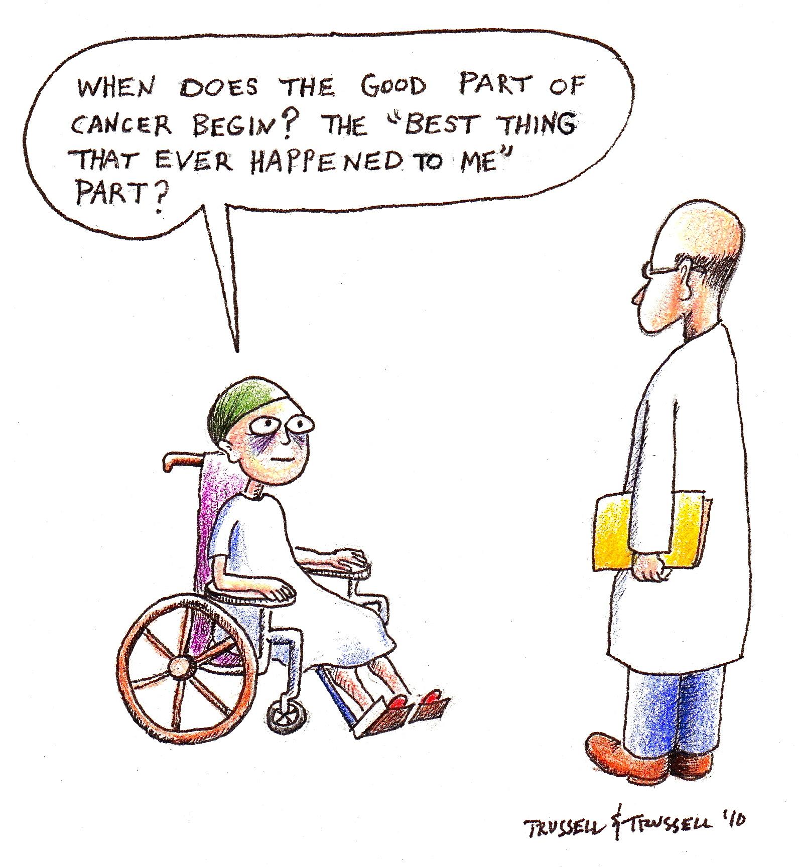 Cancer Cartoons Pg 1