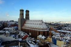La Frauenkirche, nota anche come Dom zu Unserer Lieben Frau