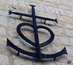 La croce della Camargue.