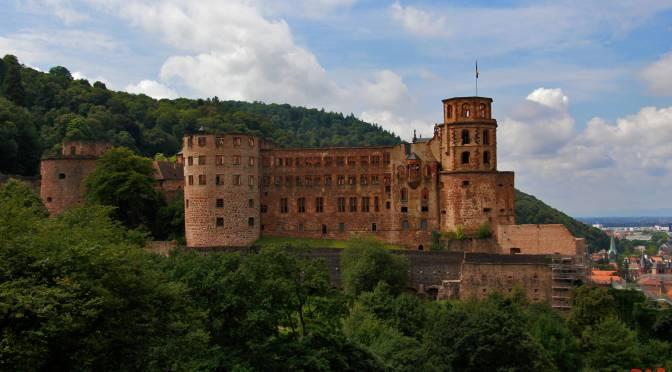 I luoghi della storia: il Castello di Heidelberg