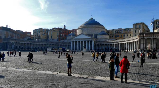Diario di viaggio: Napoli – giorno 1
