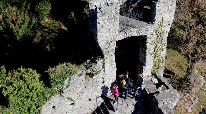 Le meraviglie del Lago di Como: il Castello di Vezio
